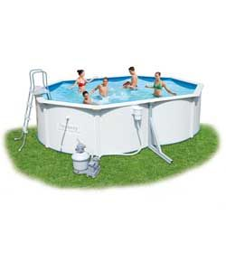 Buy Bestway 16' Hydrium Titan Pool Set at Argos.co.uk, visit Argos.co.uk to shop online for Pools and paddling pools