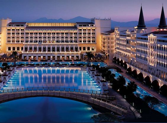 Mardan Palace Hotel - Antalya, Turkey