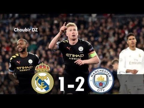 Real Madrid Vs Manchester City 1 2 Uefa Champions League 26 02 2020 En 2020 Juvenal Champion S League