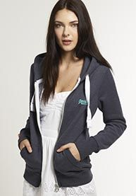 Superdry Hoodies - Womens Hoodies, Hoods, Hoodys & Designer ...