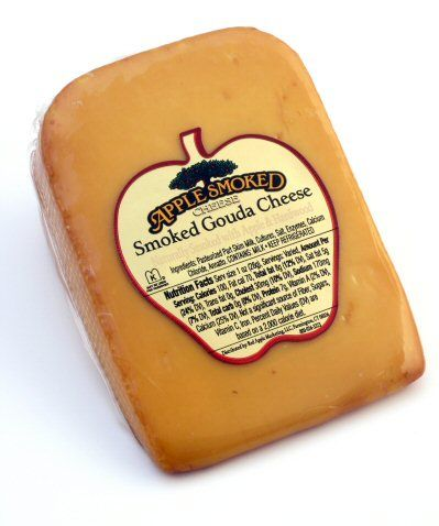 Have you tried apple smoked gouda? WOW