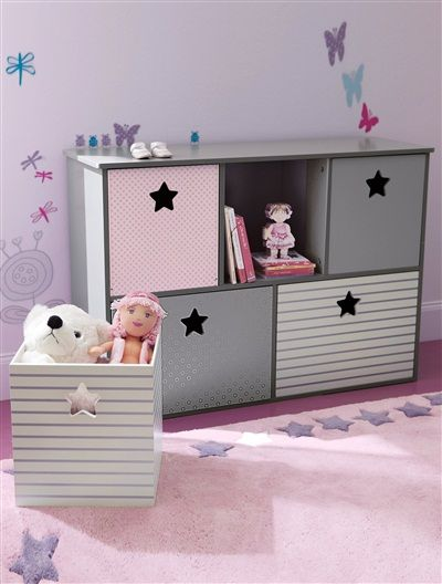 Roses on pinterest - Casier rangement chambre fille ...