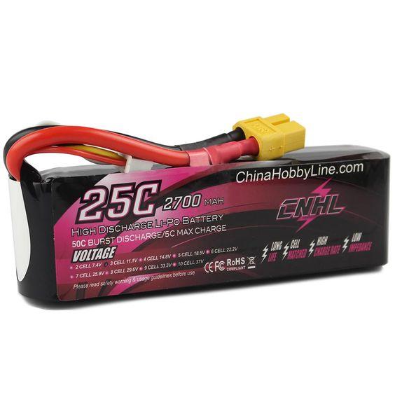 $19.69 (Buy here: https://alitems.com/g/1e8d114494ebda23ff8b16525dc3e8/?i=5&ulp=https%3A%2F%2Fwww.aliexpress.com%2Fitem%2FCNHL-LI-PO-2700mAh-11-1V-25C-Max-50C-3S-Lipo-Battery-Pack-for-RC-Hobby%2F32658759433.html ) CNHL LI-PO 2700mAh 11.1V 25C(Max 50C) 3S Lipo Battery Pack for RC Hobby free shipping for just $19.69