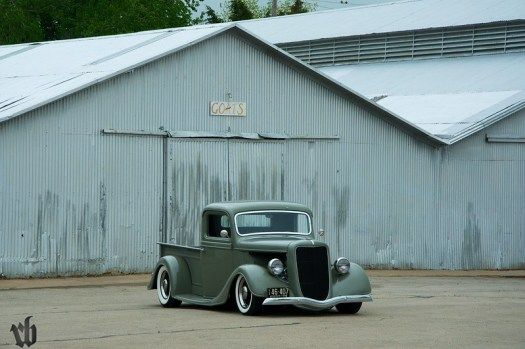 Feature Friday Jerry Cynthia Curry S 1936 Ford Pickup In 2020 Ford Pickup Ford Hot Rod Pickup