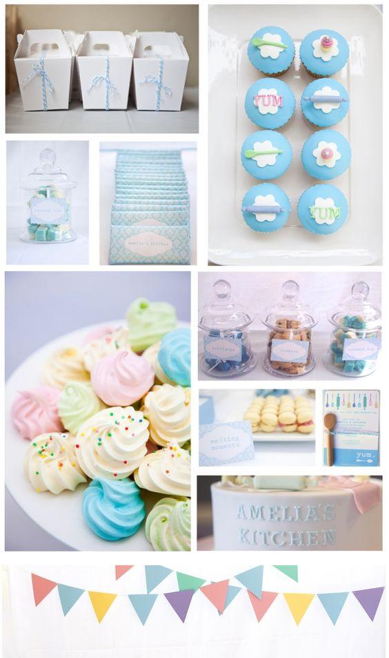 party.: Baby Shower Ideas, Ideas Bautizo, Party Stuff, Pastel Party, Tables Ideas, Party Ideas, Birthday Ideas, Birthday Party