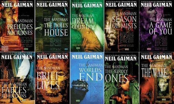 The Sandman, Neil Gaiman | Community Post: 17 Groundbreaking Sci-Fi And Fantasy Books Everyone Should Read