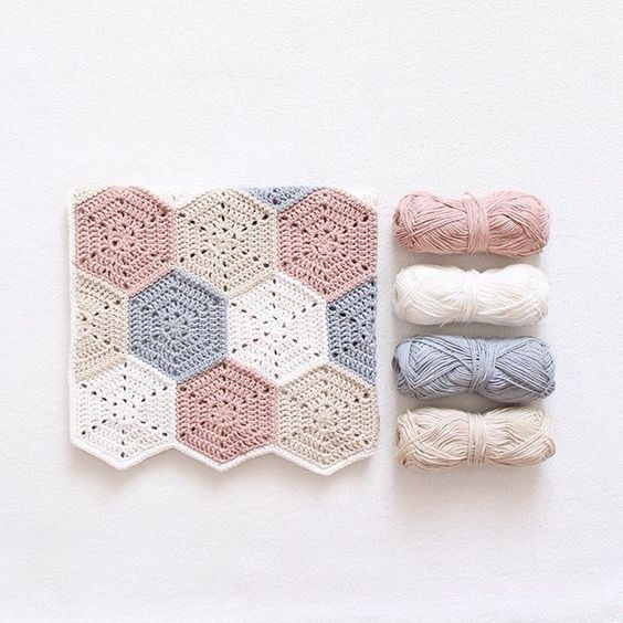 couverture crochet DIY