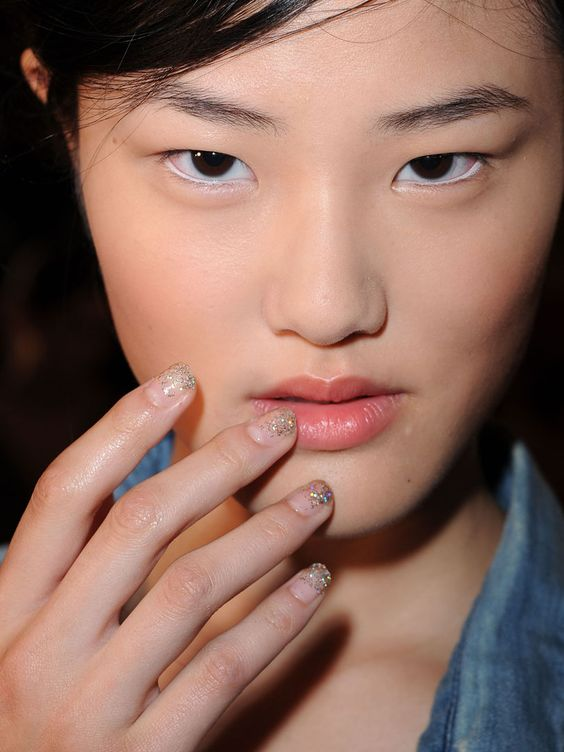 Sometimes you just need a little Fairy Dust!   Behnaz Serafpour Spring 2013 Collection #nyfw