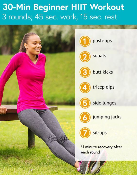 Want to find out whether interval training is right for you? Try our favorite beginner HIIT workouts!