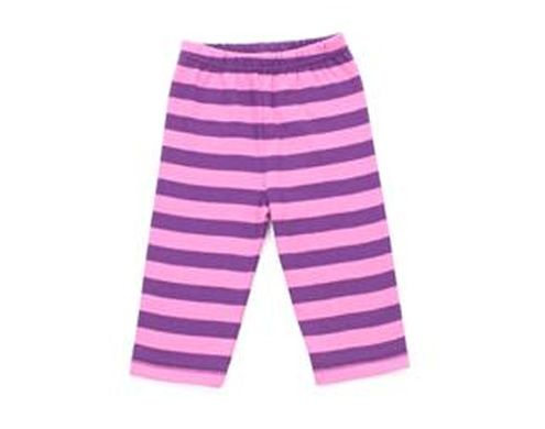 Striped Leggings For Girls