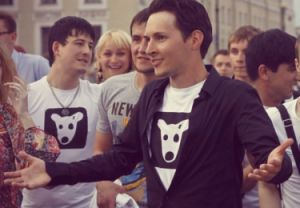 Pavel Durov Leaves VKontakte