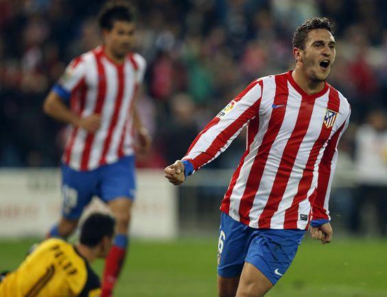 Atlético de Madrid Koke