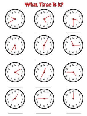 clock time worksheets free printable worksheets math. Black Bedroom Furniture Sets. Home Design Ideas
