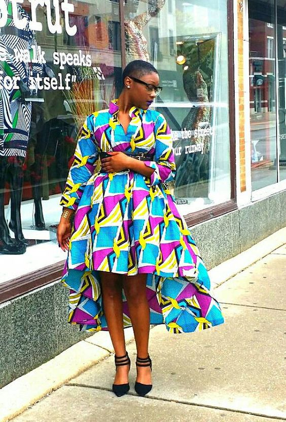 Check out this item in my Etsy shop https://www.etsy.com/listing/271326085/flash-salenew-charlotte-high-low-african:
