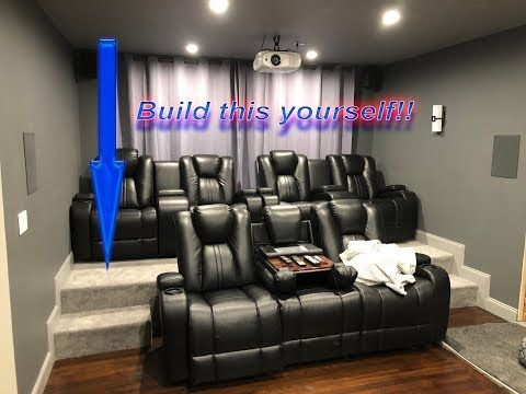 10++ Home movie room image popular