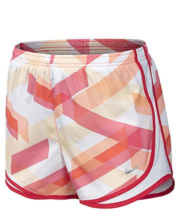Nike Damen Laufshorts New printed Tempo Short