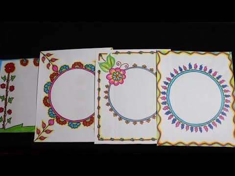 Simple And Easy File Decoration Idea