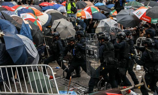 Amnesty International Hong Kong Police Used Unlawful Force To Disperse Protesters Hong Kong Kong Amnesty International