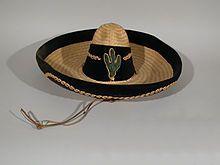 Sombrero  espanhol, tipo El Cordóbez