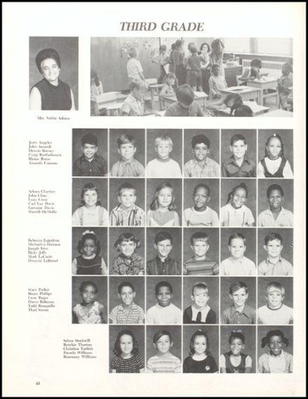 1972+Port+Sulphur+High+School+Yearbook+via+Classmates.com