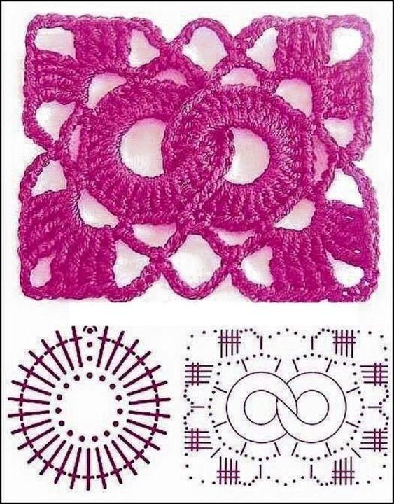 Toque na imagem para baixar gráficos totalmente grátis #croche #graficosdecroche #atesanato