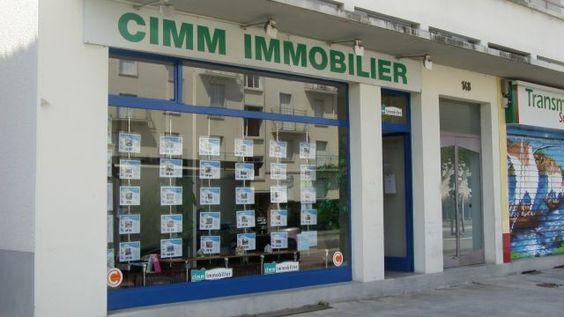 Votre agence CIMM IMMOBILIER GRENOBLE EYBENS ECHIROLLES