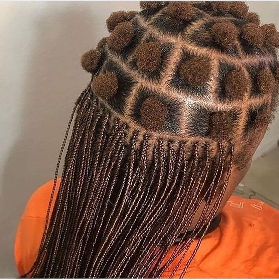 11 Triangle Braids Hairstyles You Need to See