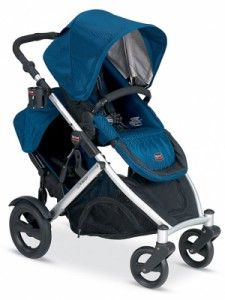 Britax B-READY i love all of the different configurations that you can do with this stroller! (second seat option, bassinet, etc)