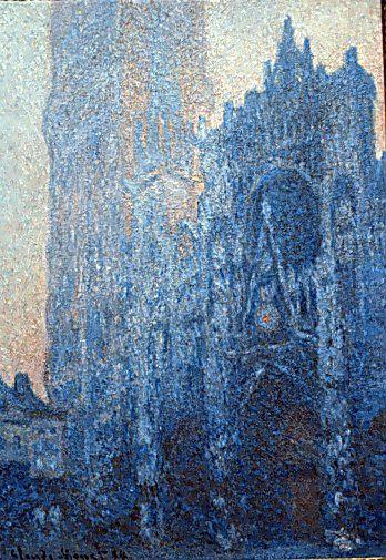 Claude Monet- Cathédrale