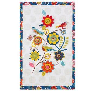Ulster Weavers Bliss Cotton Tea Towel with Hanging Loop