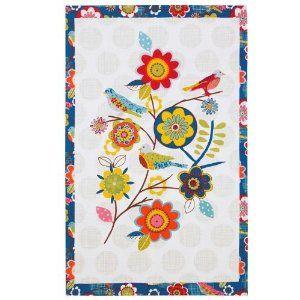 Ulster Weavers Bliss Cotton Tea Towel with Hanging Loop