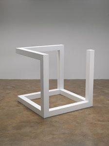 Sol lewitt open cube art pinterest conceptual art for Sol lewitt art minimal