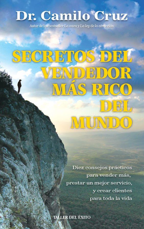 Secretos del vendedor más rico del mundo - Libro