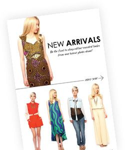 Shoptiques - online boutique. New Arrivals