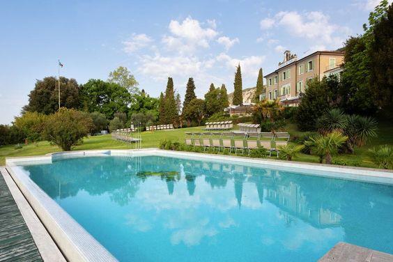 Hotel Du Parc Garda Lake Garda In 2020 Lake Garda Outdoor Places