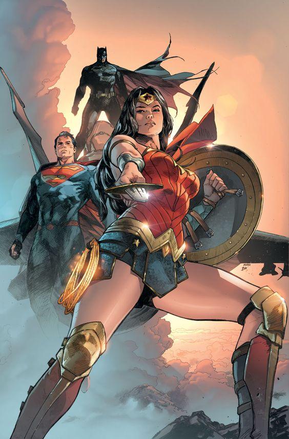 Trinity - DC Comics' November 2016 Solicits