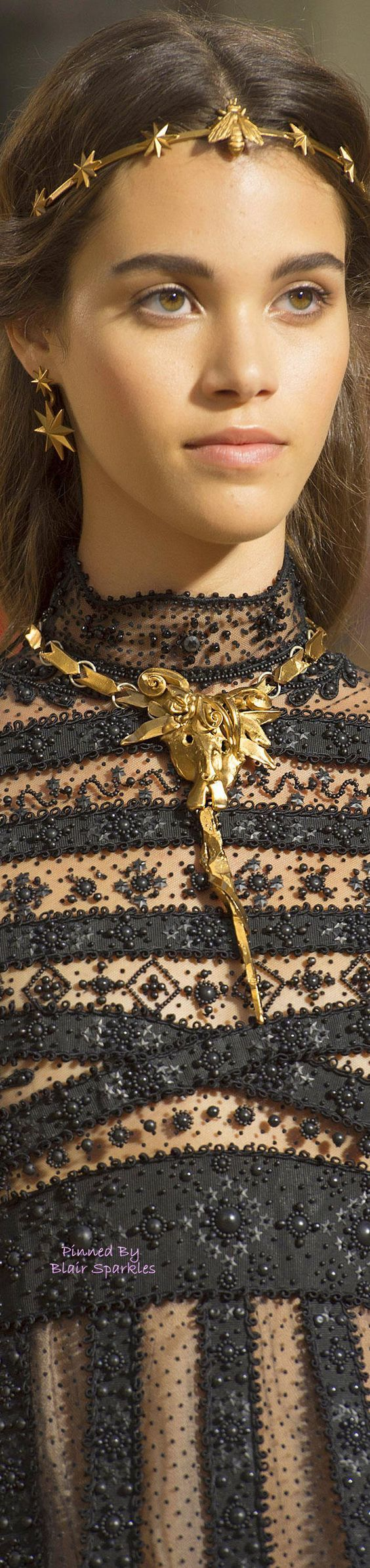 FALL COUTURE 2015 VALENTINO (Rome) Detail ~ ♕♚εїз | BLAIR SPARKLES |: