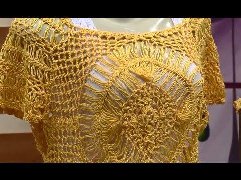 Apresentação da artesã Eliete Massi no programa Mulher.Com do dia 24/11/2014.  Canal RedeSeculo21