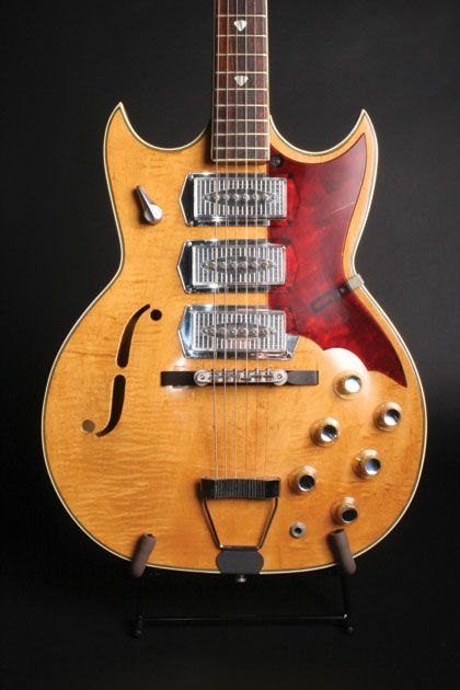 airline barney kessel kay the guitars that chicago built premier guitar department store. Black Bedroom Furniture Sets. Home Design Ideas