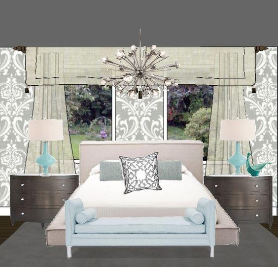 Bedroom With Queen Bed Design Of Simple Bedroom Bedroom Lighting Types Bedroom Interior Design Tips: Sputnik Chandelier, Design And Jade On Pinterest