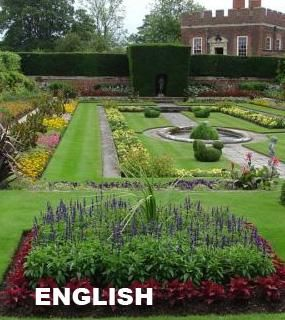 English Country Style Office English Landscape Garden Design The  Traditional English Garden Style
