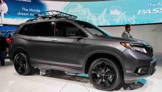 2020 Honda Passport Mpg Car Us Release Honda Passport Honda Subaru Forester