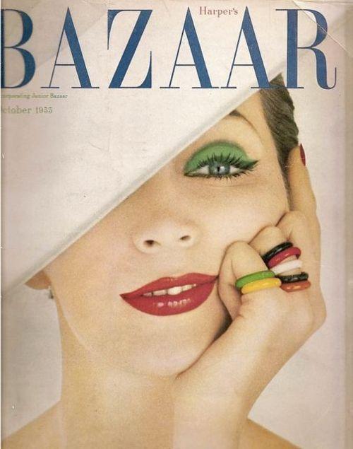 Harper's Bazaar, 1955