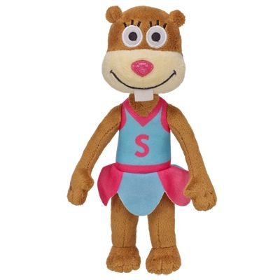 Build A Bear Sandy Cheeks