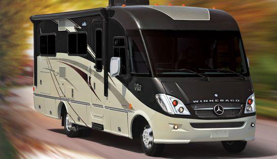 2016 Winnebago Via Motor Home for Sale   Class A Diesel RV
