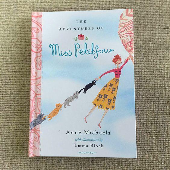 Miss Petitfour Book