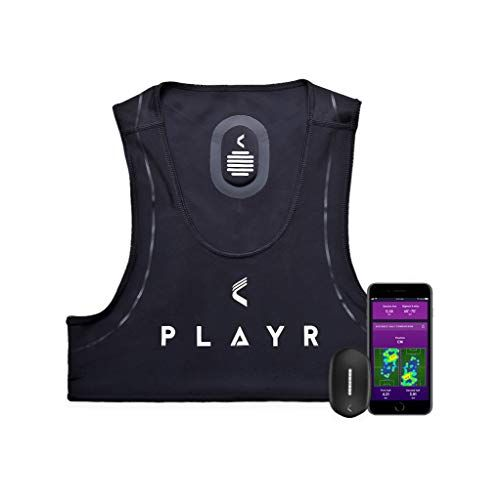 Catapult Playr Soccer Gps Tracker Gps Vest And App To Track And Improve Your Game For Iphone And Android M In 2020 Gps Tracker Gps Soccer