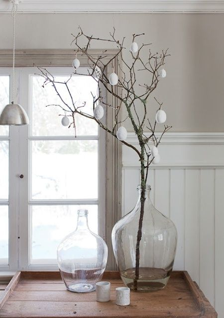 Scandinavian Inspired Easter Decoration 8:
