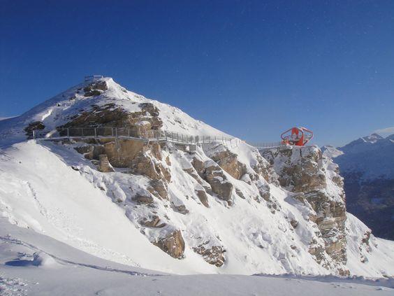 Felsenweg Stubnerkogel – Gastein #Österreich #Alpen