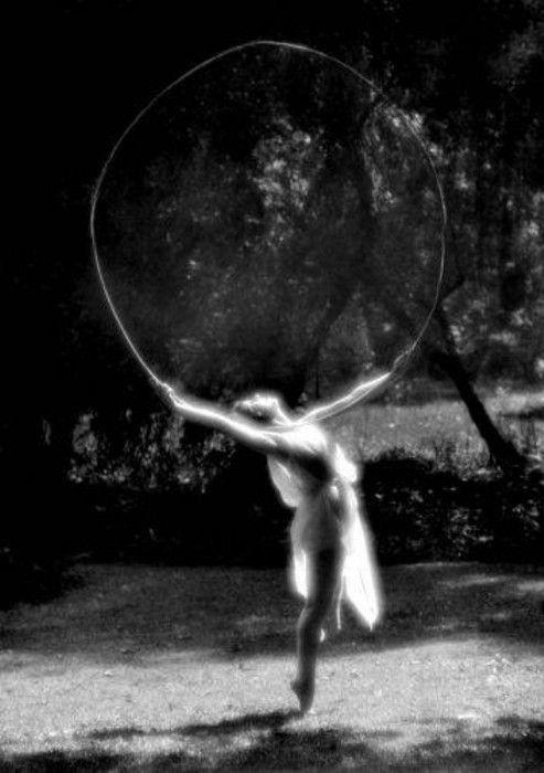 Vintage dancer, 1910s